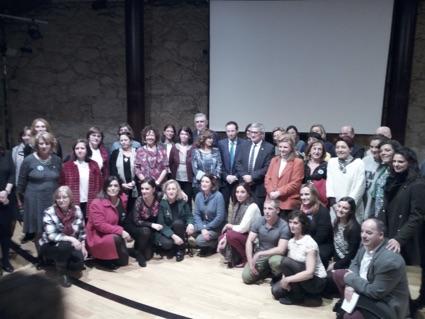 Acto institucional del 25n Día Internacional Contra la Violencia a las Mujeres