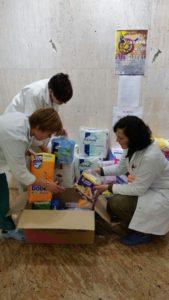 Clinica Belladona ayuda a las refugiadas Ayuda a las refugiadas