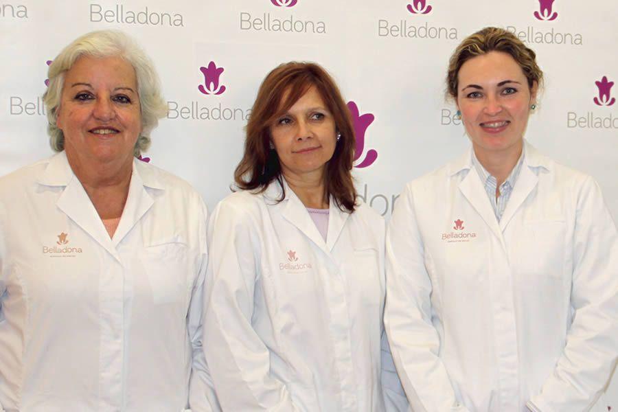 Equipo de mujeres Belladona
