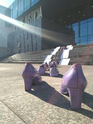 contra la justicia patriarcal 27 2 19 Preparando la huelga feminista #8M