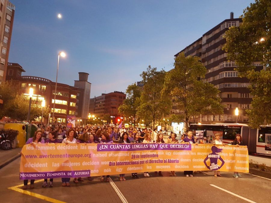 Día Internacional por el Derecho al Aborto