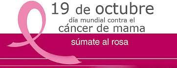 dia mundial del cancer de mama Belladona