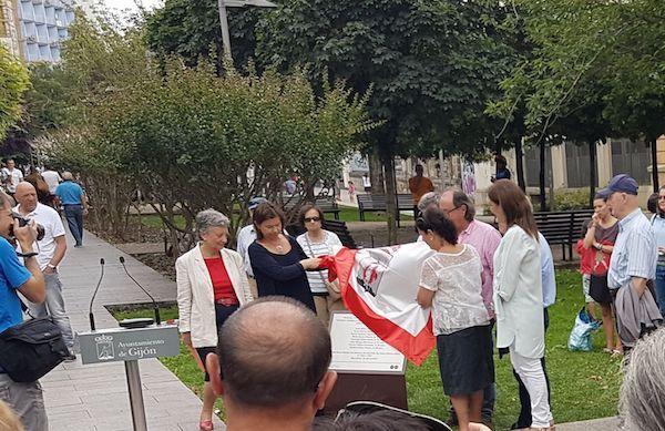 homenaje republicanas 1 Homenaje a las republicanas fusiladas en Gijon por el franquismo